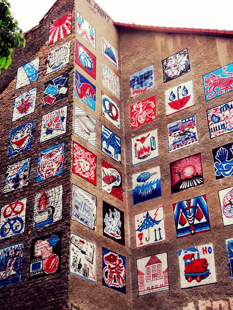 Mural Art Memory