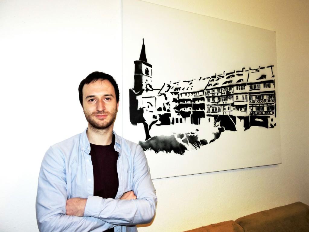 Erfurter im Interview: Andreas von Local Times