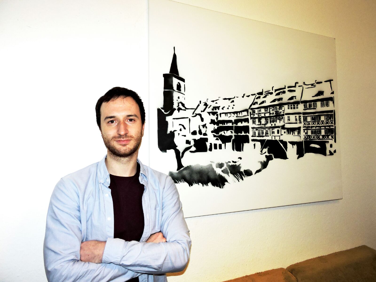 Erfurter im Interview: Andreas von Local Times