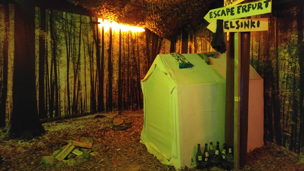 Getestet: Der Escape Room Erfurt