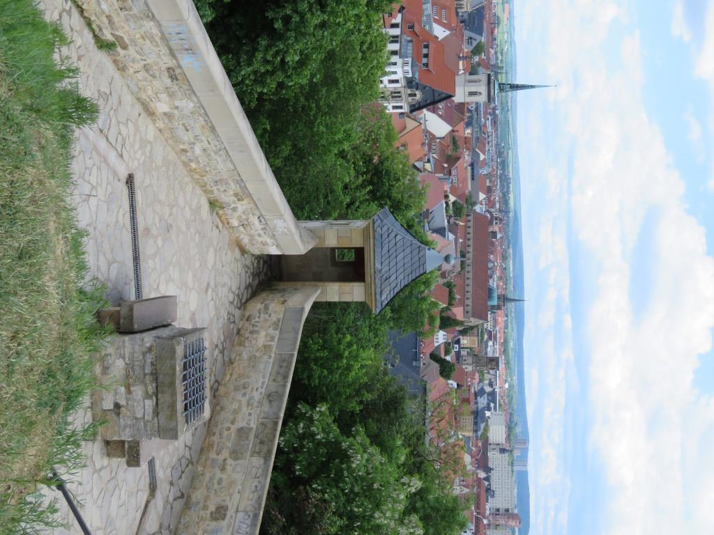 Die Zitadelle Erfurt
