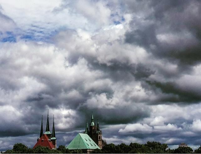 #Kolumne: Erfurt bloggt