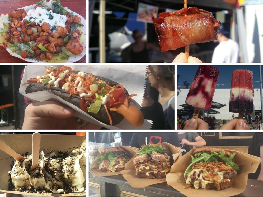1. Streetfood Festival Erfurt: Auf kulinarischer Weltreise mit julietravels.de