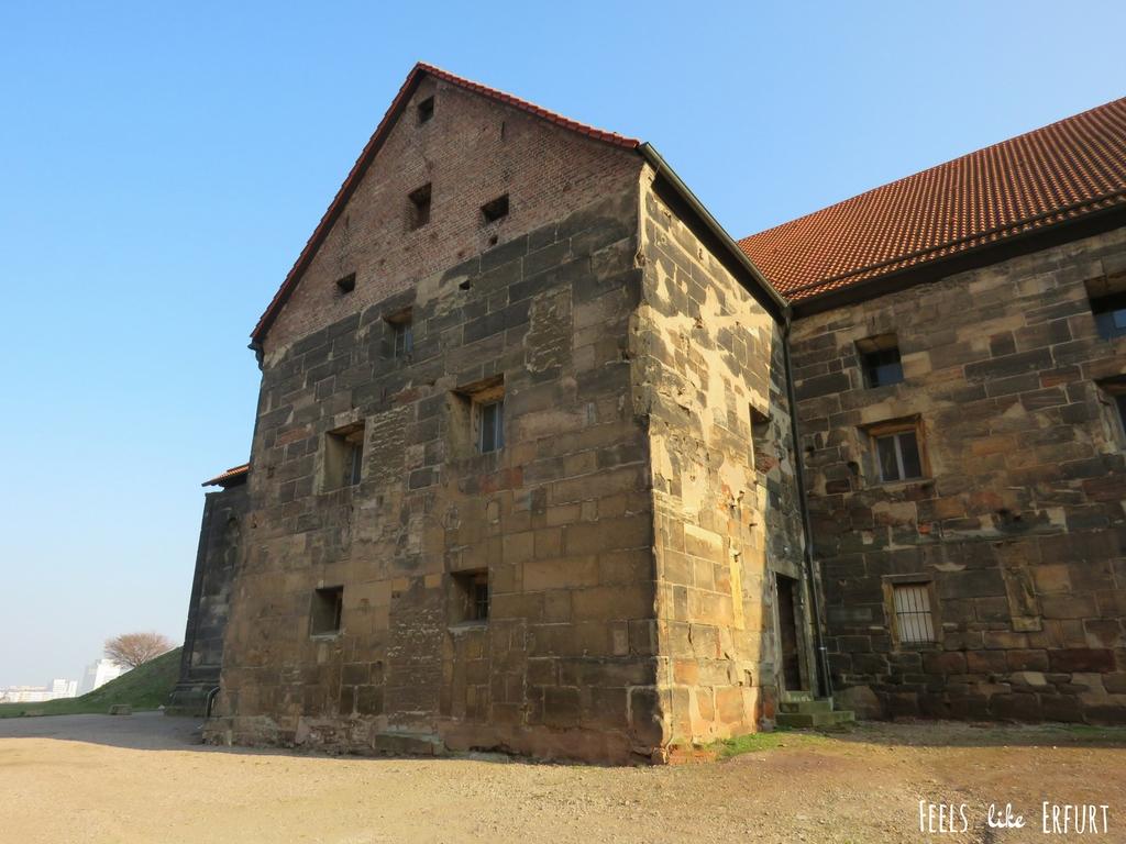 Architektur Erfurt 11 gründe warum der petersberg wunderbar ist