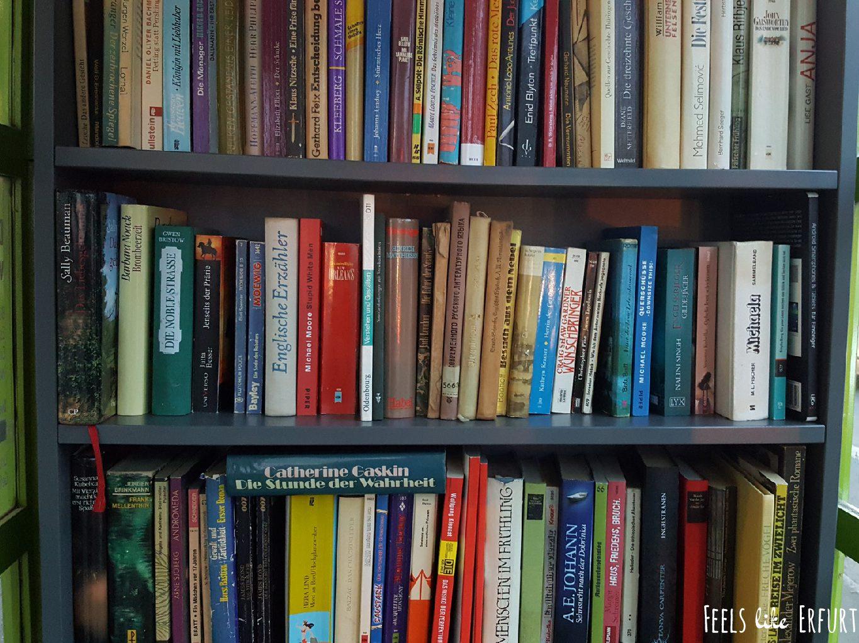 Open Book – Der Bücherschrank der Erfurter