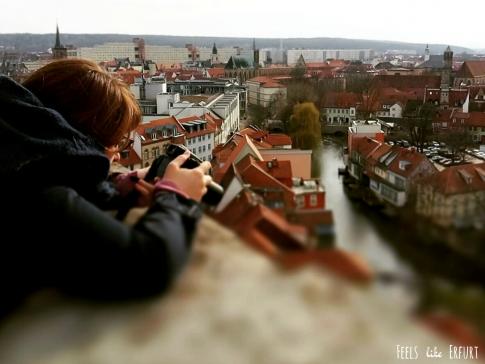 Erfurt von oben: Drei wundervolle Aussichtspunkte