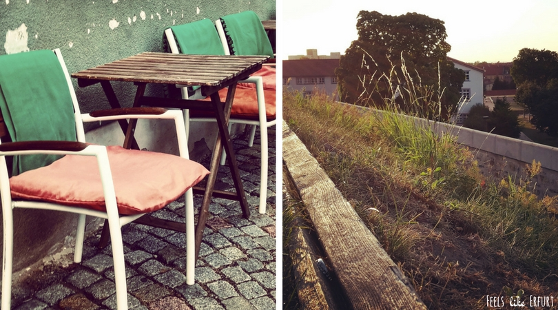 Frühling in Erfurt: Viele Möglichkeiten, die Abende im Freien zu verbringen