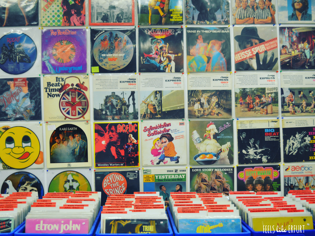 Vinyl-Geheimtipp: Musikfundgrube am Juri-Gagarin-Ring