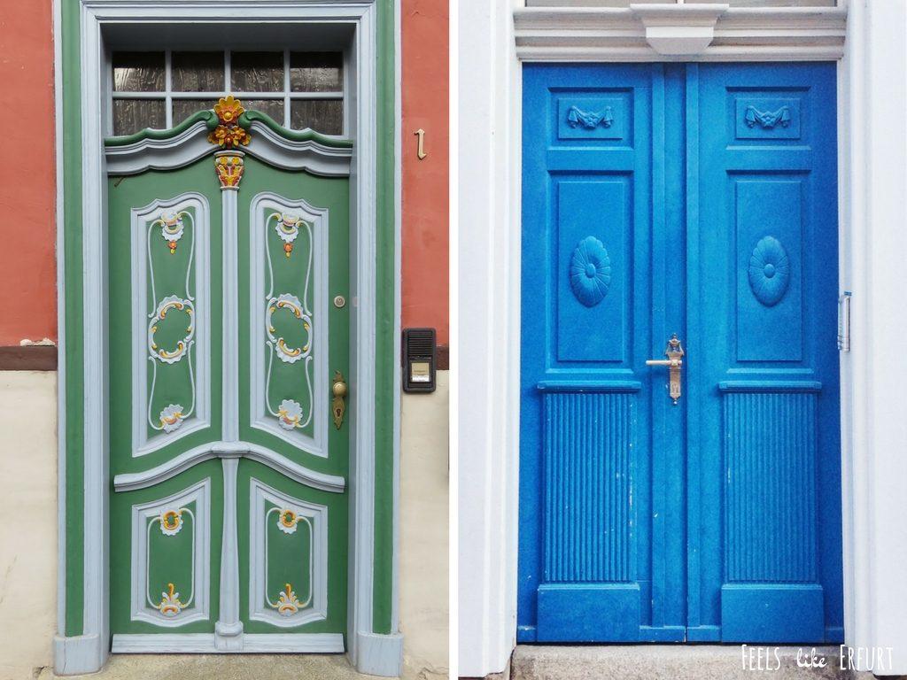Vintage trifft Pastell: Die #doorsoferfurt