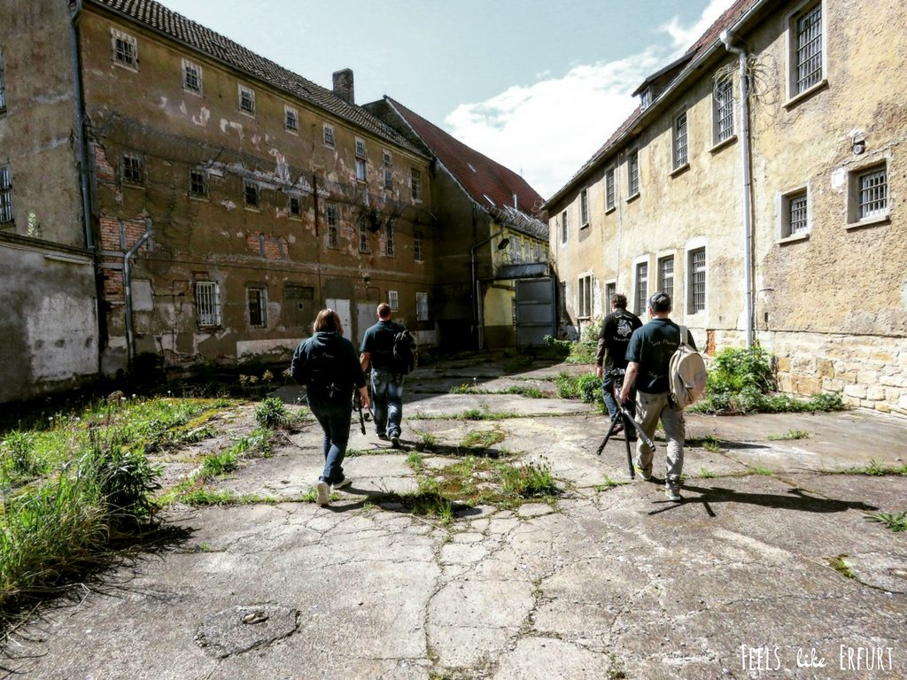 Ein Samstag im Gefängnis – mit Lost Places Erfurt und Umgebung