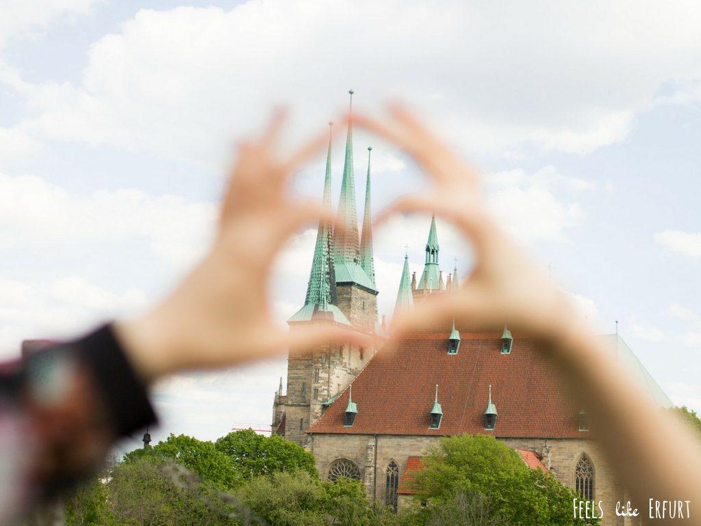 Wenn ich nur einen Tag in Erfurt wäre… Ein Städtetrip in die Thüringer Landeshauptstadt