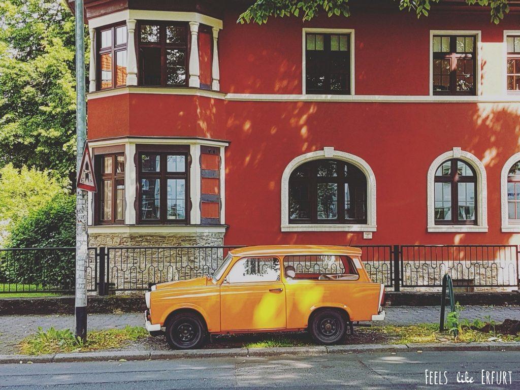 Meine 10 liebsten (Spät-)Sommerlocations in und um Erfurt 2017