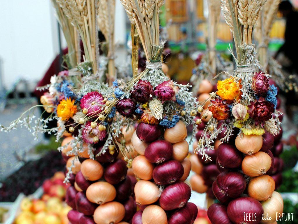Frisch vom Markt – Ein Streifzug über den Erfurter Wochenmarkt