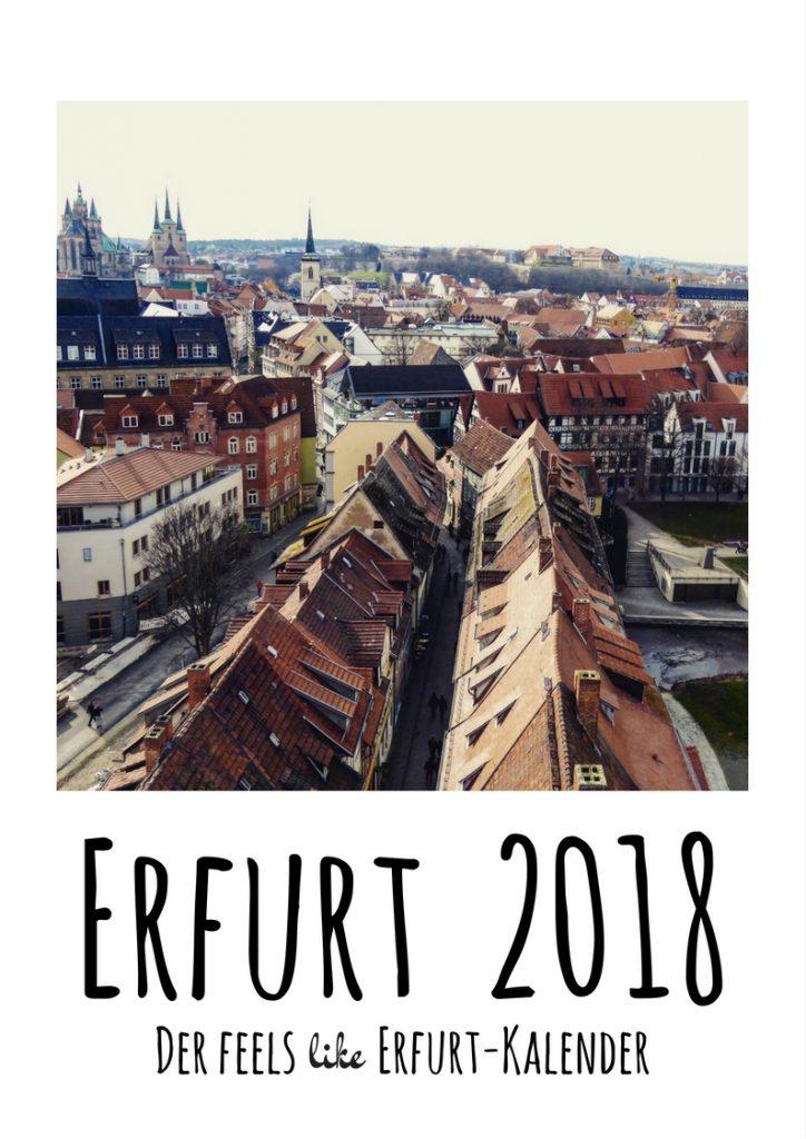 kostenloser Erfurt-Kalender 2018