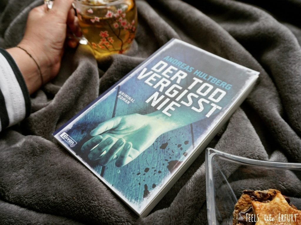 """Weihnachtsgeschenke-Tipp: Der Erfurt-Krimi """"Der Tod vergisst nie"""""""