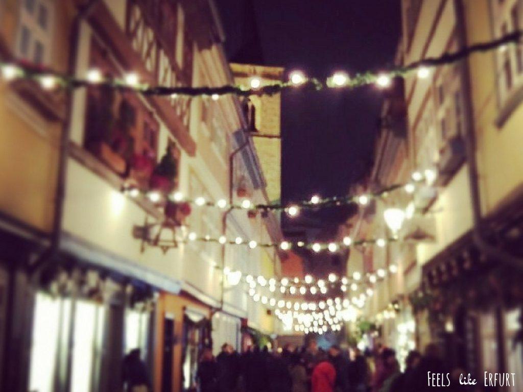 Alle Jahre wieder: 10+ alternative Weihnachtsmärkte in Erfurt