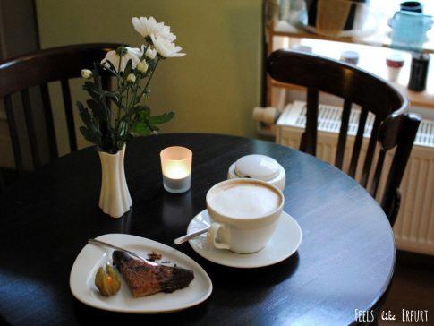 Auf einen Kaffee bei … Klara Grün an der Predigerkirche