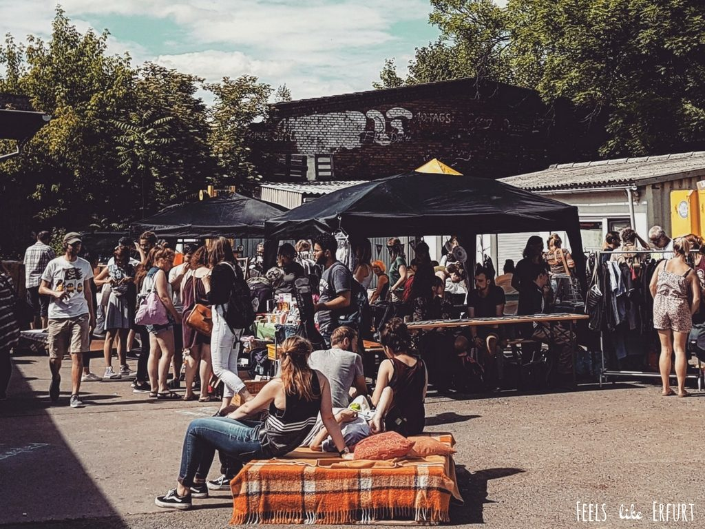 How to: Flohmarkt in Erfurt organisieren
