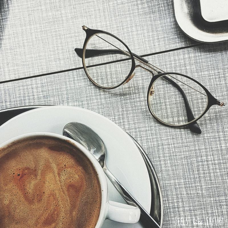 Kaffee im Kurhaus Simone am Wenigemarkt