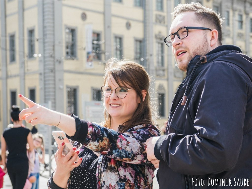 Thuringia.MyCulture. Individuelle Erfurt-Stadtführung mit Augmented Reality