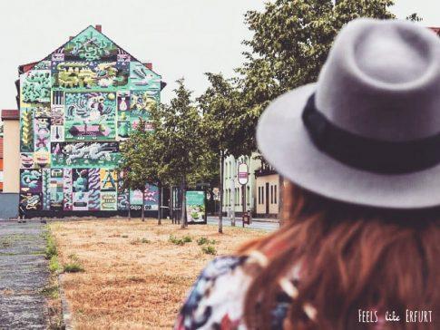 Ein Spaziergang durch Erfurts bunten Norden