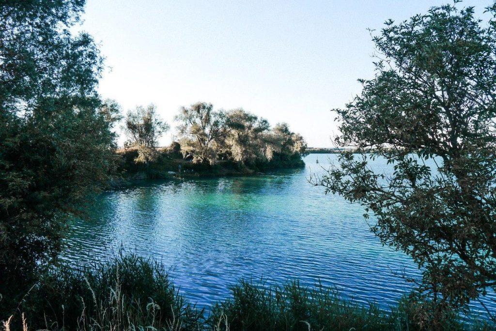 Alperstedter See bei Erfurt