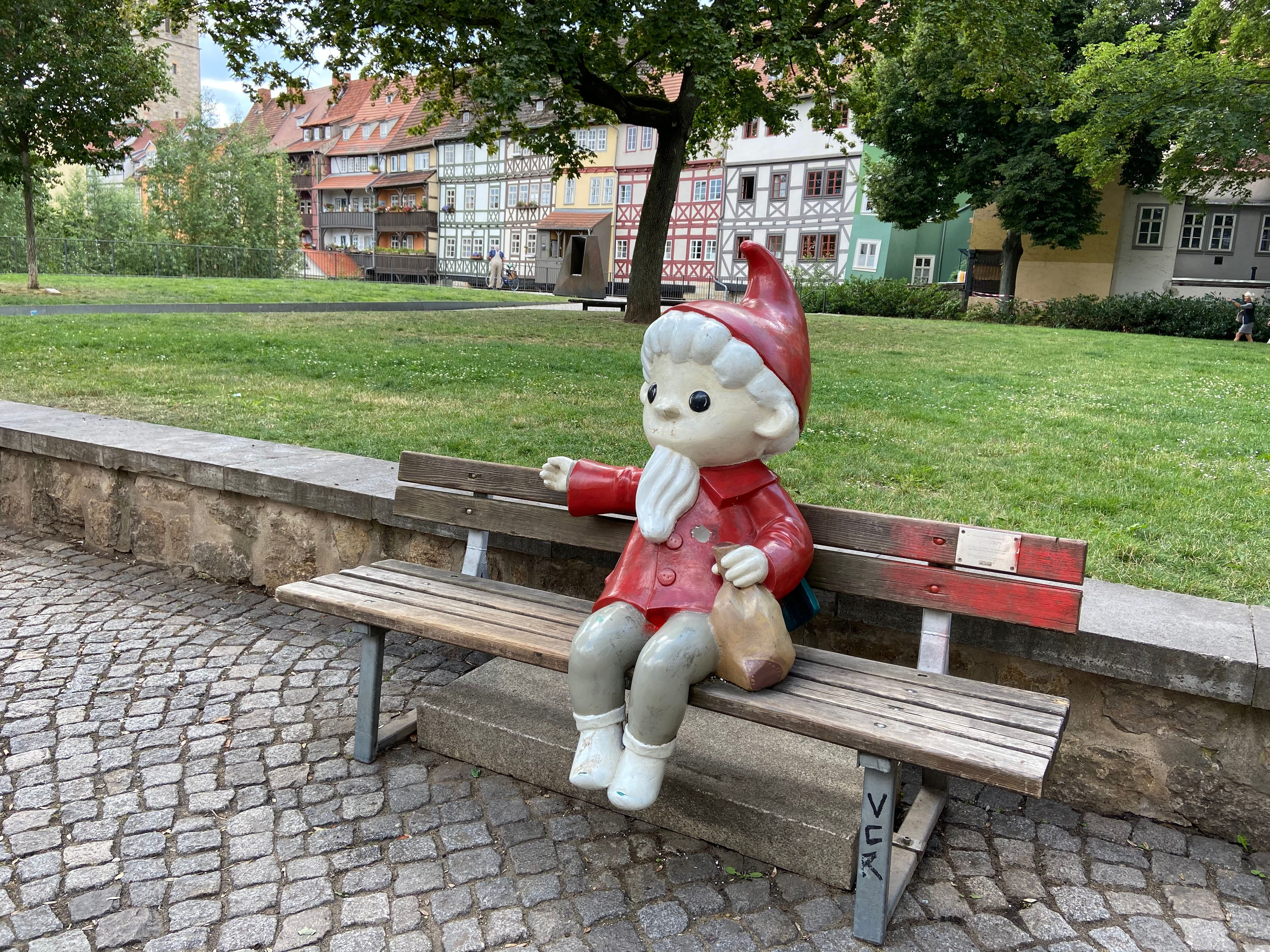 KiKA Figuren Erfurt: Sandmann