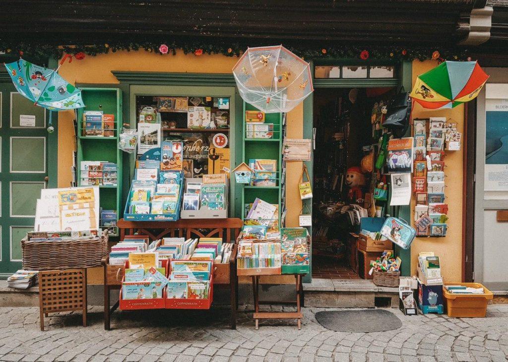 Buchhandlung Tintenherz