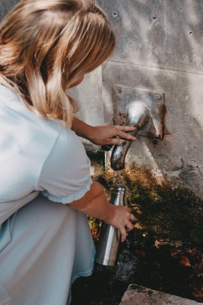 Die Dre-Brunnen-Quellen