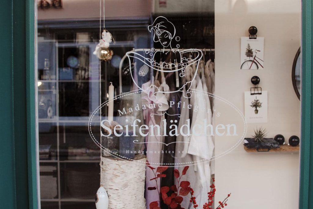 Seifenladen in Erfurt