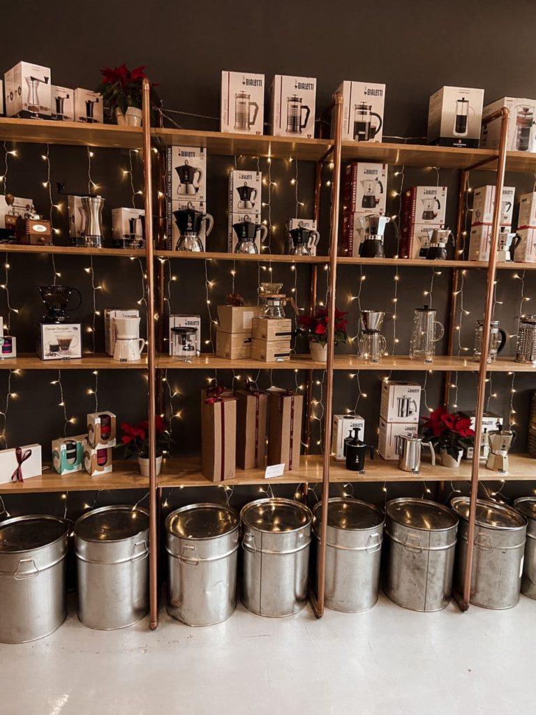 Erfurt Shopping Epitome Kaffee