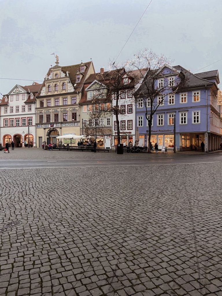 Erfurt Shopping Fischmarkt