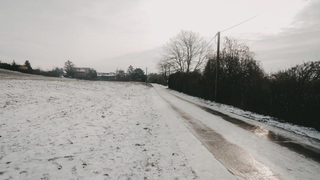 Spazieren in Erfurt Galgenberg