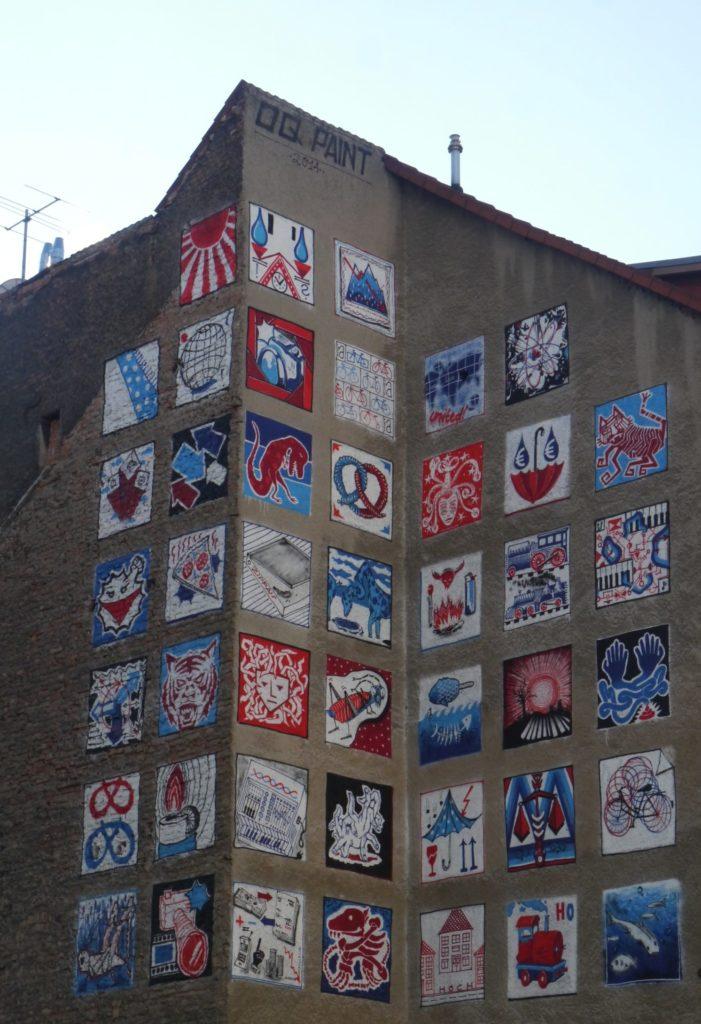 Streetart Erfurt Dahlbergsweg