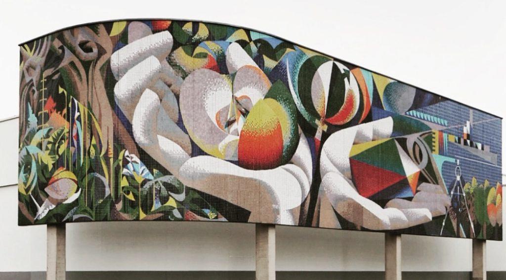Renau Mosaik Erfurt