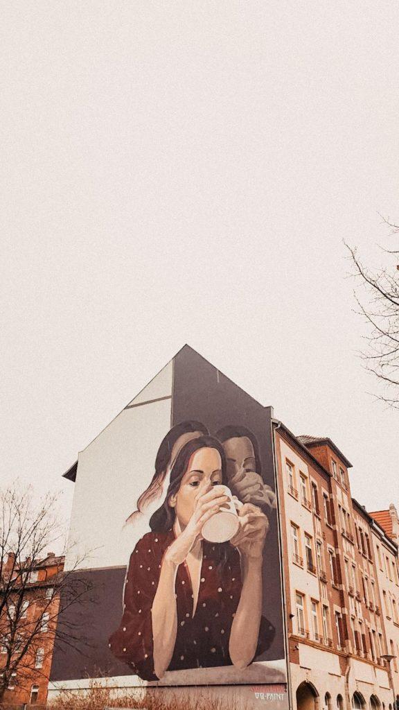 Streetart Erfurt Johannesvorstadt