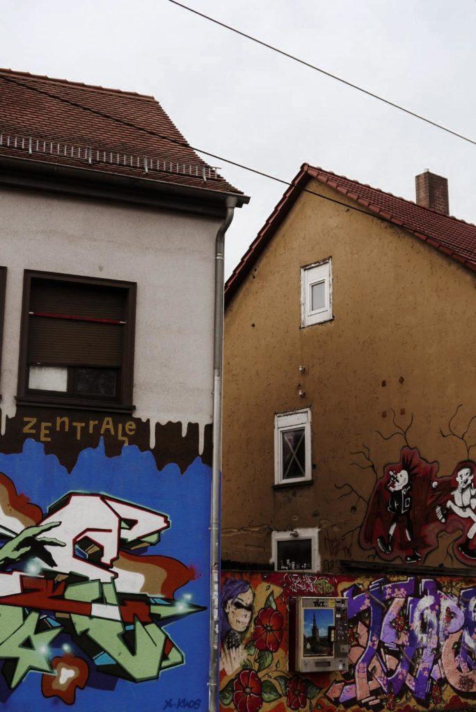 Streetart Erfurt Nord
