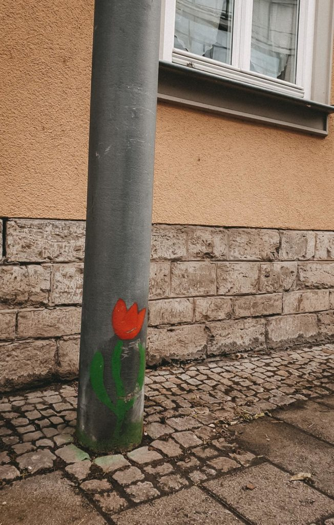 Streetart Erfurt Brühlervorstadt