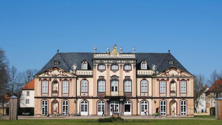 Schloss Molsdorf Ausflugsziel in Erfurt