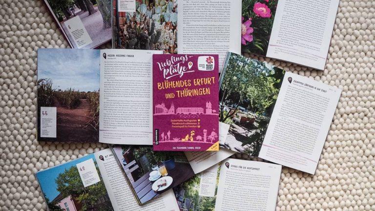 Buch Blühendes Erfurt und Thüringen