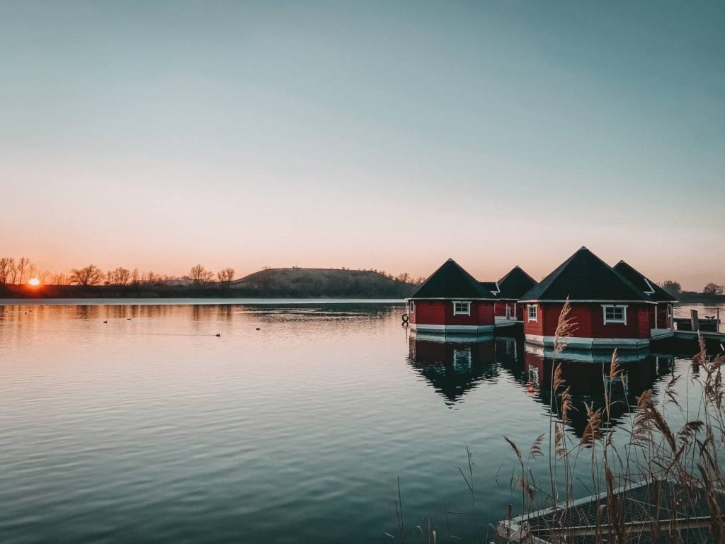 Alperstedter See, Ausflugsziele Erfurt