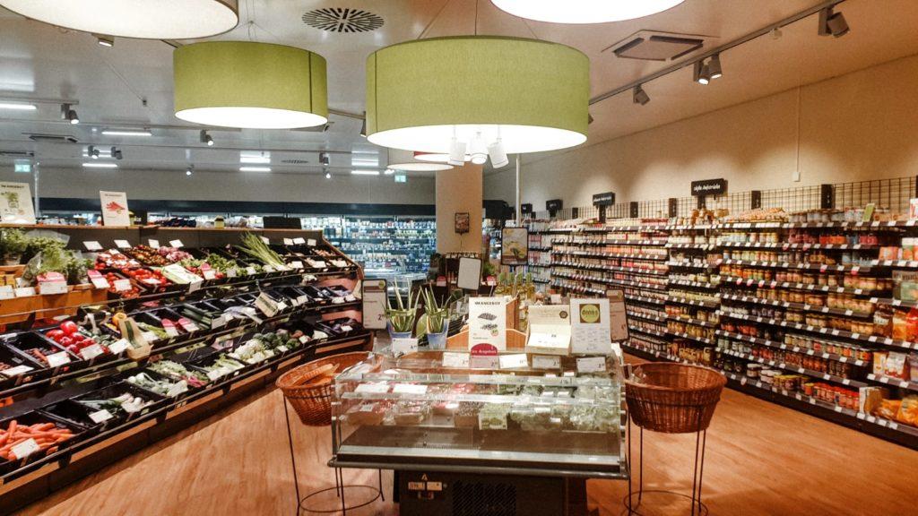 Nachhaltig Einkaufen in Erfurt: Denns Biomarkt Erfurt