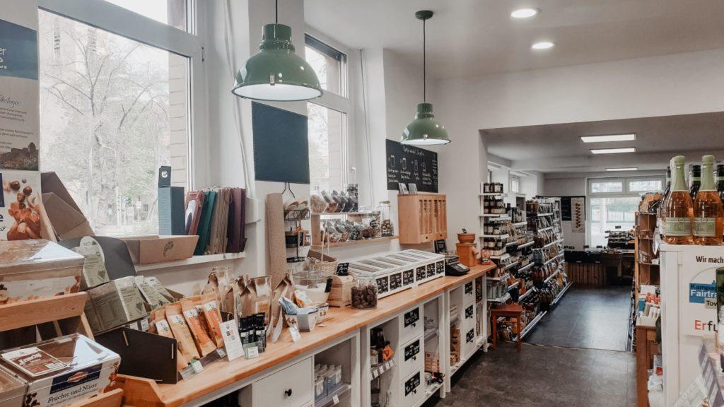Nachhaltig Einkaufen in Erfurt LandMarkt Erfurt