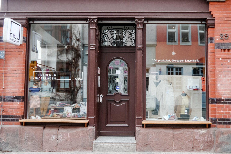 Nachhaltig Einkaufen in Erfurt